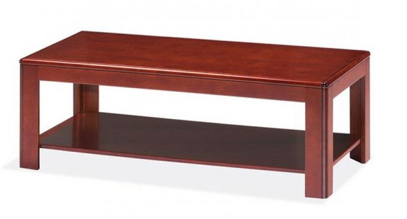 Журнальный столик МДФ шпон. Производство Китай, размер: 1200D*600W*430H
