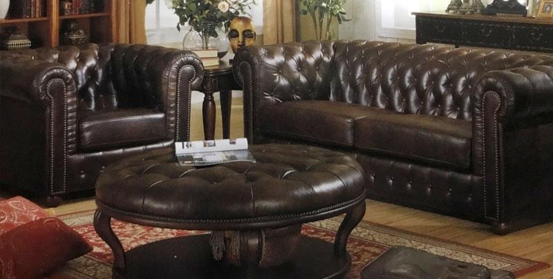 Комплект мягкой мебели «Честер»
