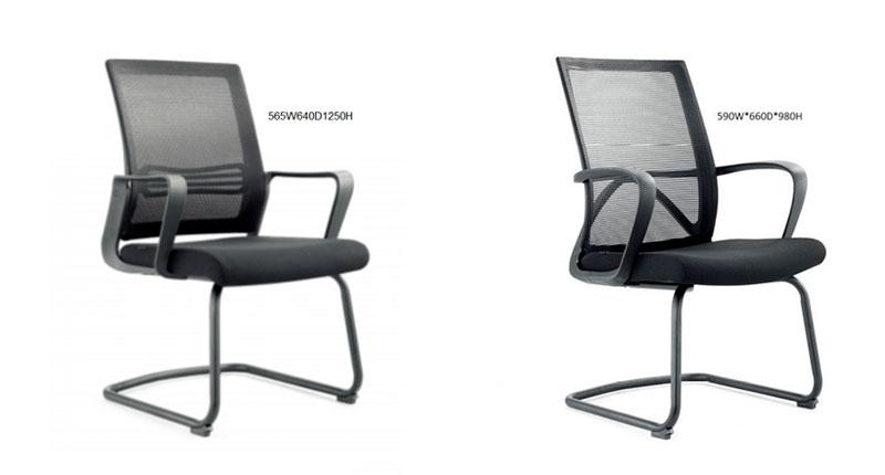 Эргономичные кресла из полипропилена на полозьях. Высокое качество, современный дизайн, дышащие материалы.