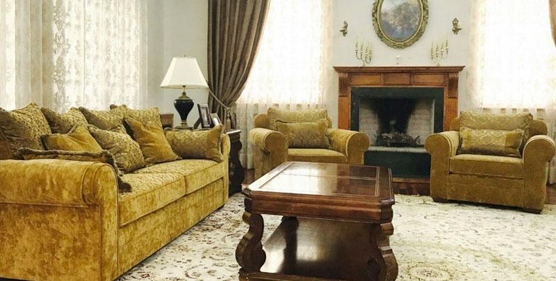 Комплект мягкой мебели FELISA GOLD
